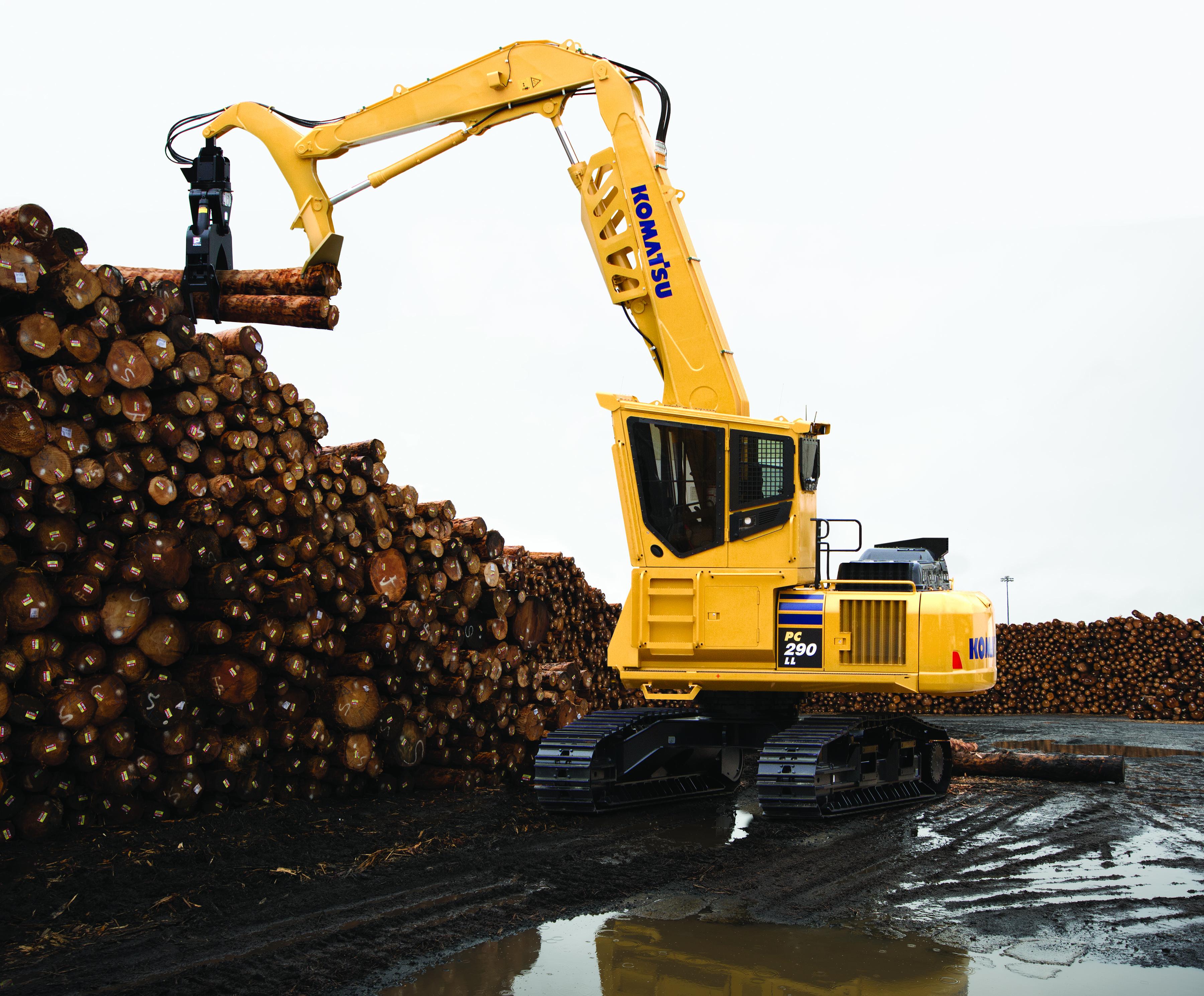 komatsu pc290ll 11 rh komatsuforest com Komatsu Pc290 Forestry Komatsu Pc290 Specs